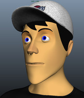 Sam Cartoon Model