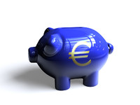 ceramic piggy bank lwo