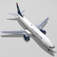 B 737-400 US Airways