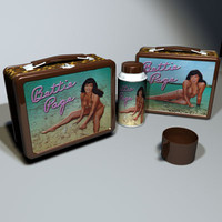 3d 3ds betty page lunchbox 01