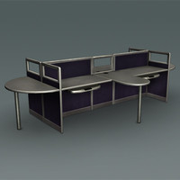 Modern Design Office Table