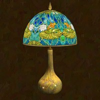 LM Goldfish Lamp
