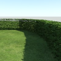 p3d hedge highpoly
