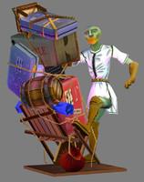 goblin 3d model