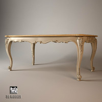 Dining Table Louis XIV