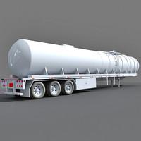 Tanker Trailer 07