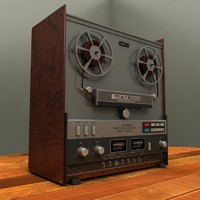 TEAC 5500 reel to reel tape