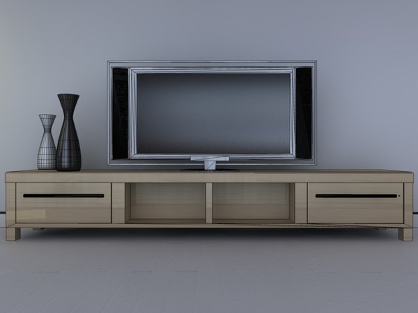3d plasma tv table model -> Modèle Table Tv