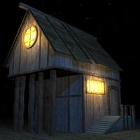 max fantasy house
