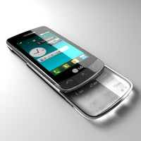 LG Crystal GD900 Communicator