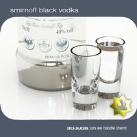 VODKA SMIRNOFF_BLACK