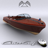 Chris Craft Capri 1955