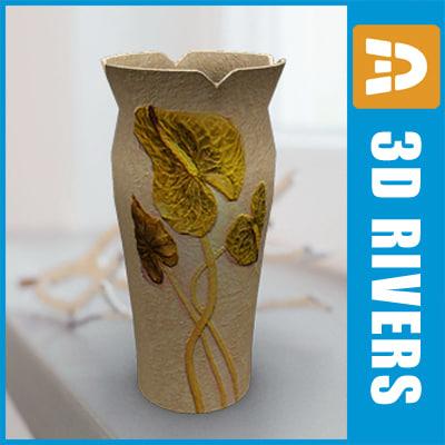 Flowerpots 35 by 3DRivers