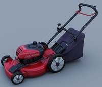 lawnmower mentalray