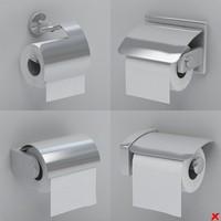 toilet paper holder x