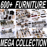 Tetravol Furniture Mega Collection