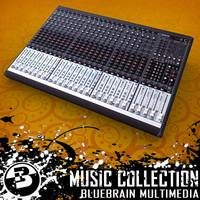 3d mixer board