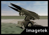 US Military Hawk Missile System