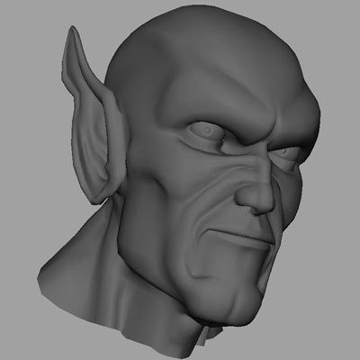 Orc Head