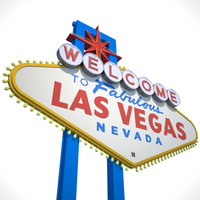 3d 3ds las vegas sign