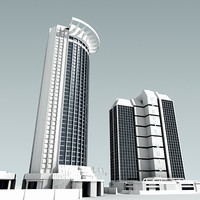3ds max definition buildings