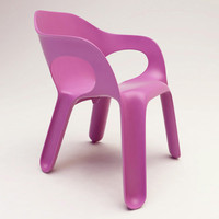 3d easy chair