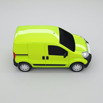 Van of The Year 2009