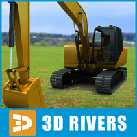 max hydraulic excavator industrial vehicles