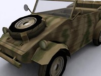 german kubelwagen 3d 3ds