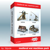 Medieval War Machines Pack