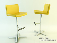 3ds max place chair