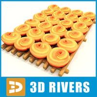 box bakery 3d model