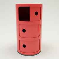 kartell italian furniture 3ds