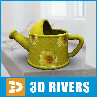 Flowerpots 34 by 3DRivers