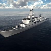 NL Karel Doorman class  frigate
