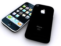 3d 3g phone model
