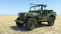 ma willys jeep