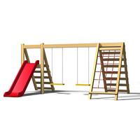 3dsmax playground set