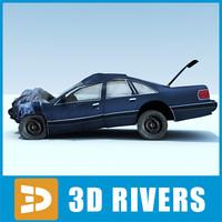 3d ready chevrolet caprice auto