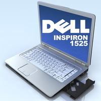 Notebook.DELL.Inspiron 1525