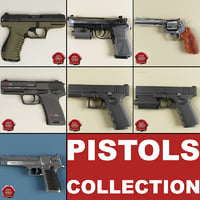 Pistols collection V2