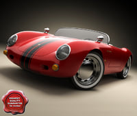 3d model spyder modelled