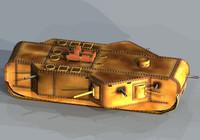 Steampunked K-wagen