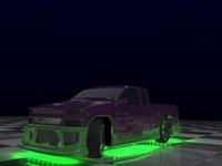 3ds custom truck