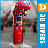 Boxing machine by 3DRivers