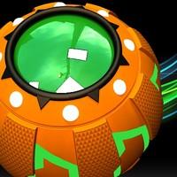 3dsmax pumpkin bomb