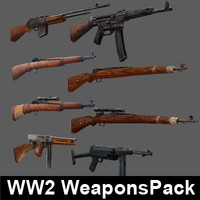 WW2WeaponsPack