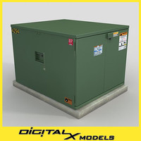 rooftop Electric Box 3