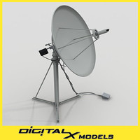 3ds satellite dish - medium