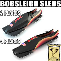 Bobsleigh Sleds Collection